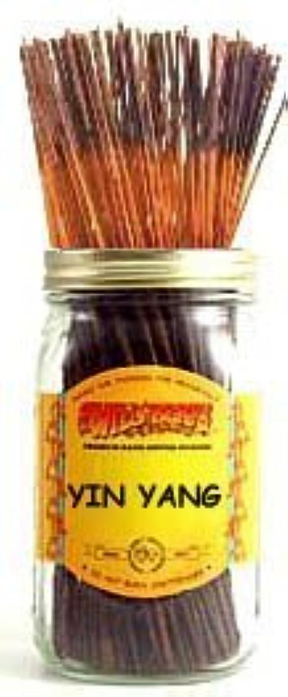 艶薄めるポンドYin Yang - 100 Wildberry Incense Sticks [並行輸入品]