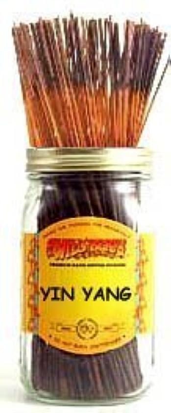 乙女土砂降り出身地Yin Yang - 100 Wildberry Incense Sticks [並行輸入品]