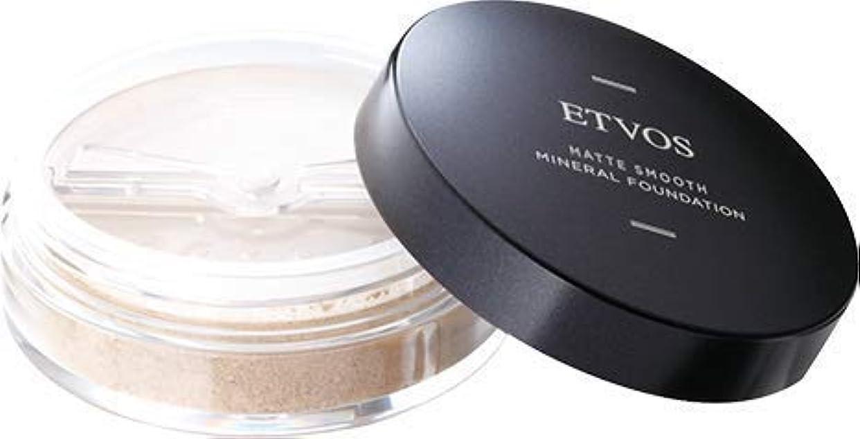 廃棄する発明避難ETVOS(エトヴォス) マットスムースミネラルファンデーション SPF30 PA++ 4g #30