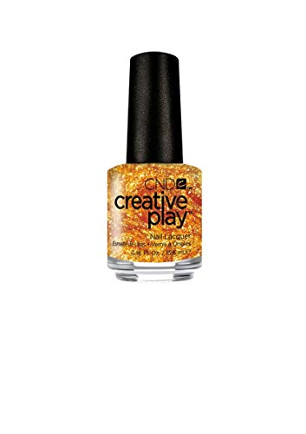 うっかり処方キャンパスCND Creative Play Lacquer - Gilty or Innocent - 0.46oz / 13.6ml