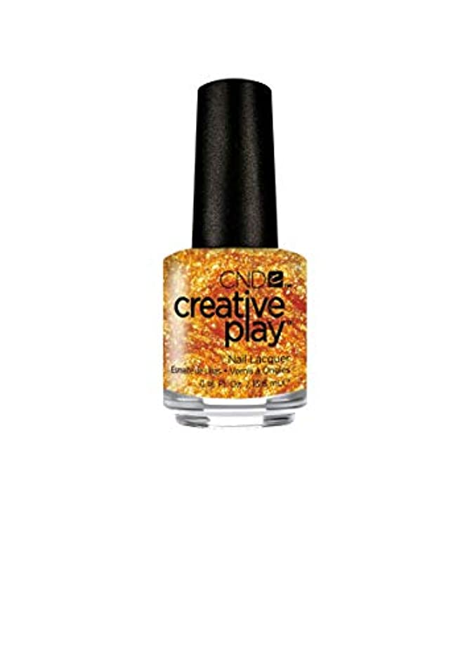 発音ゆるく狭いCND Creative Play Lacquer - Gilty or Innocent - 0.46oz / 13.6ml