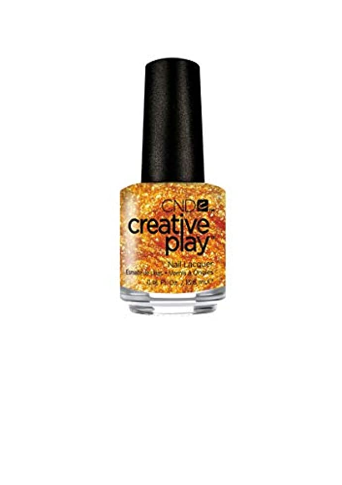 CND Creative Play Lacquer - Gilty or Innocent - 0.46oz / 13.6ml