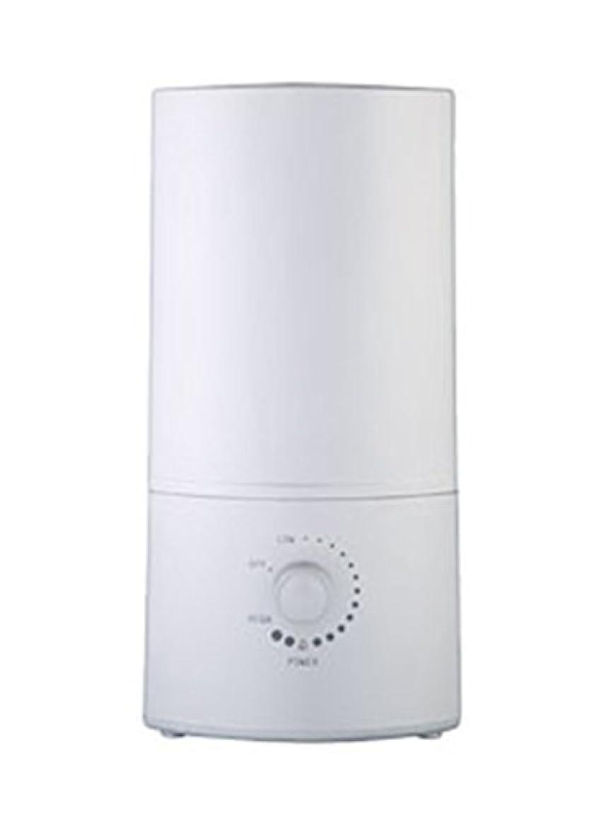 超音波加湿器 SLender スレンダーシルバー