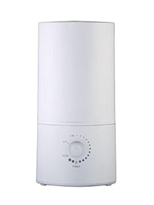 暫定保険をかける八百屋超音波加湿器 SLender スレンダーシルバー