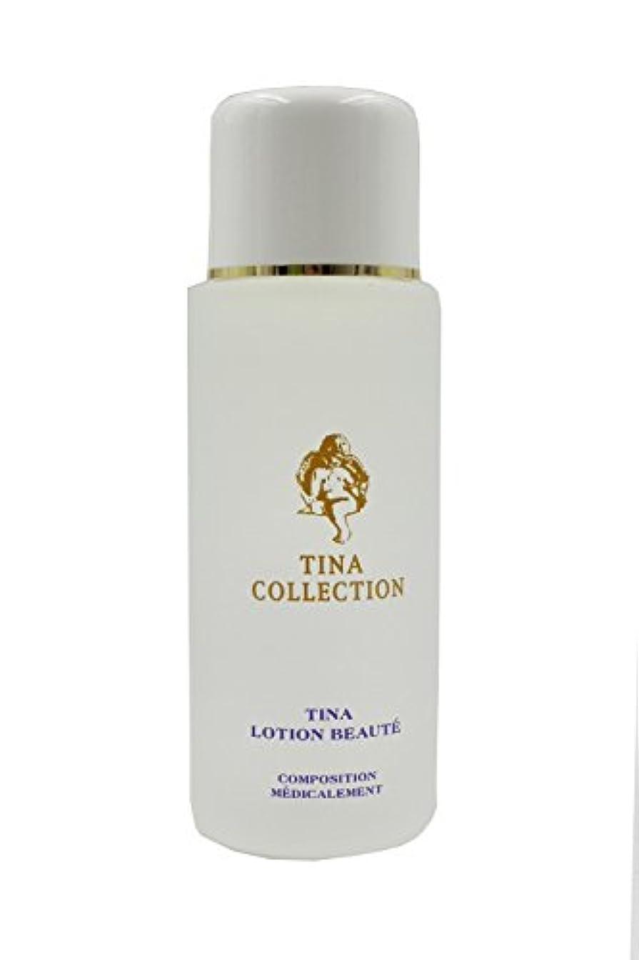 ミントロッド暖炉ティナコレクシオン ティナローションボーテ TINA COLLECTION しっとりタイプ 化粧水 180ML