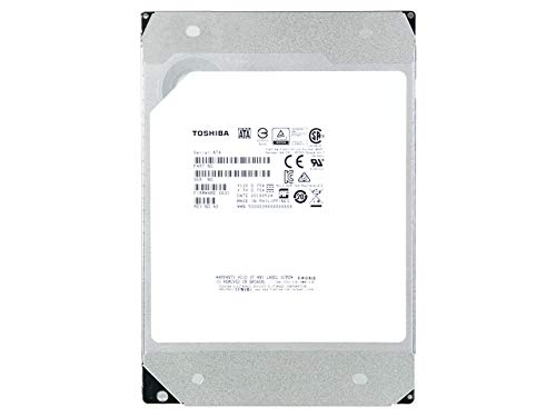 東芝 14TB SATA 6.0 Gb/s 7200 RPM 256MB Cache TOSHIBA 3.5 インチ デスクトップ用 NAS 内蔵 ハードディス...
