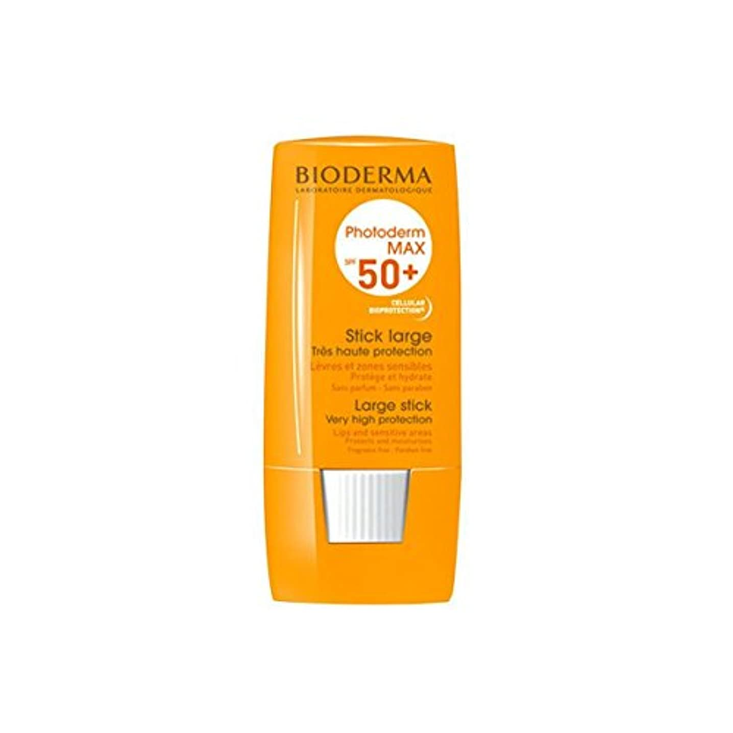 数学自殺沈黙Bioderma Photoderm Max Stick Spf50+ 8gr [並行輸入品]