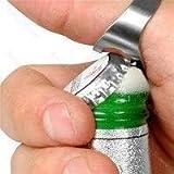 ブランド·ニューフィンガーリングビールの栓抜き  指輪式の栓抜き(Brand New Finger Ring Beer Bottle Opener)