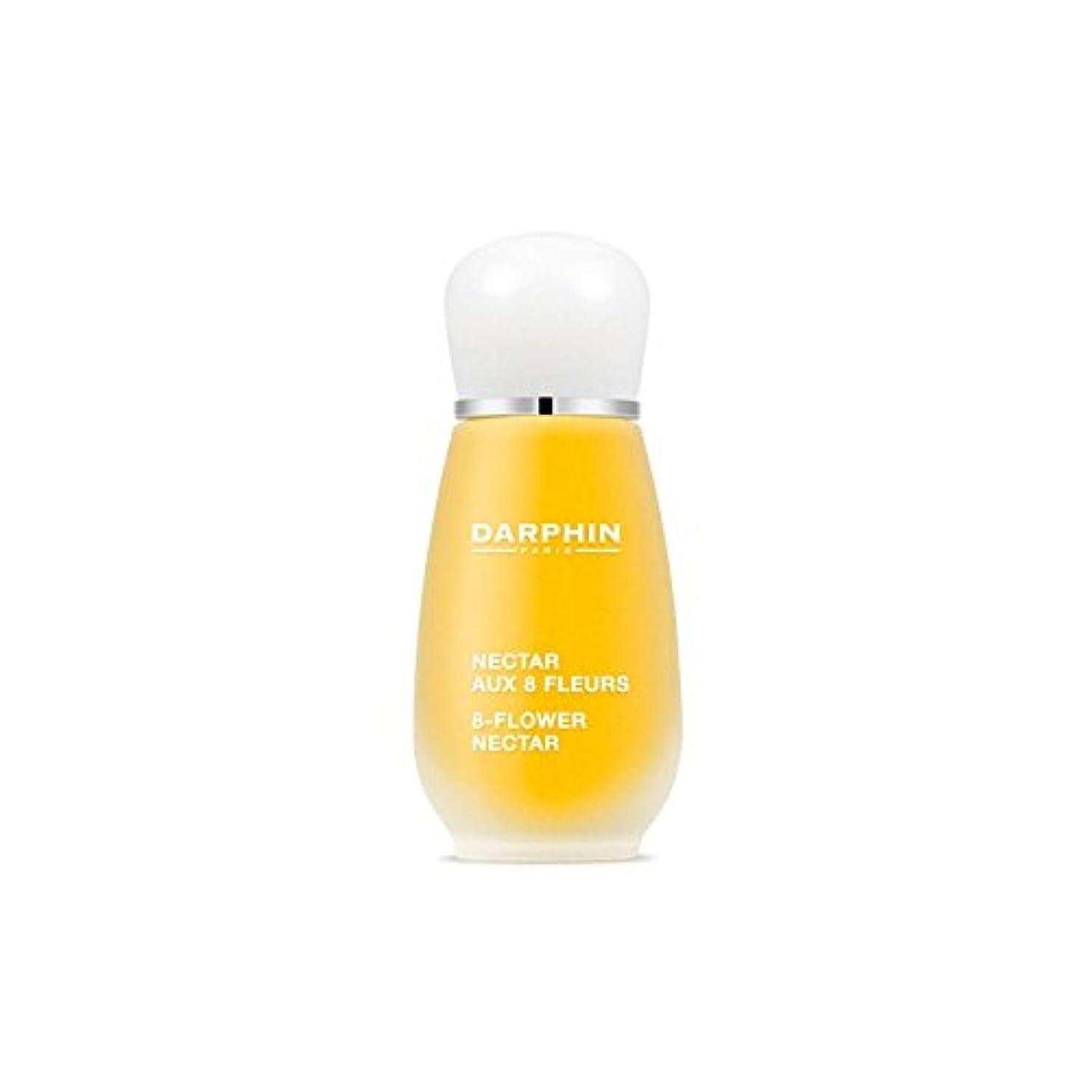 結紮人気焦がすDarphin 8-Flower Nectar Aromatic Dry Oil (15ml) (Pack of 6) - 8の花の蜜をダルファン芳香乾性油(15ミリリットル) x6 [並行輸入品]