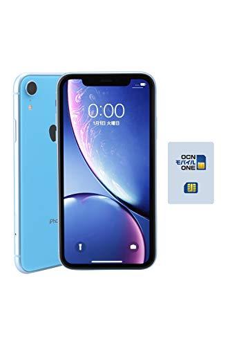【Amazon整備済み品】OCN モバイル ONEとセットになったiPhoneの販売を開始!価格は13,860円から