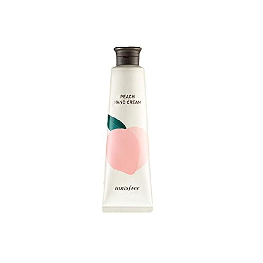 混乱したライン申し立てられたInnisfree 済州パヒュームドハンドクリーム(30ml) Innisfree Jeju Perfumed Hand Cream(30ml) [海外直送品] (Peach)