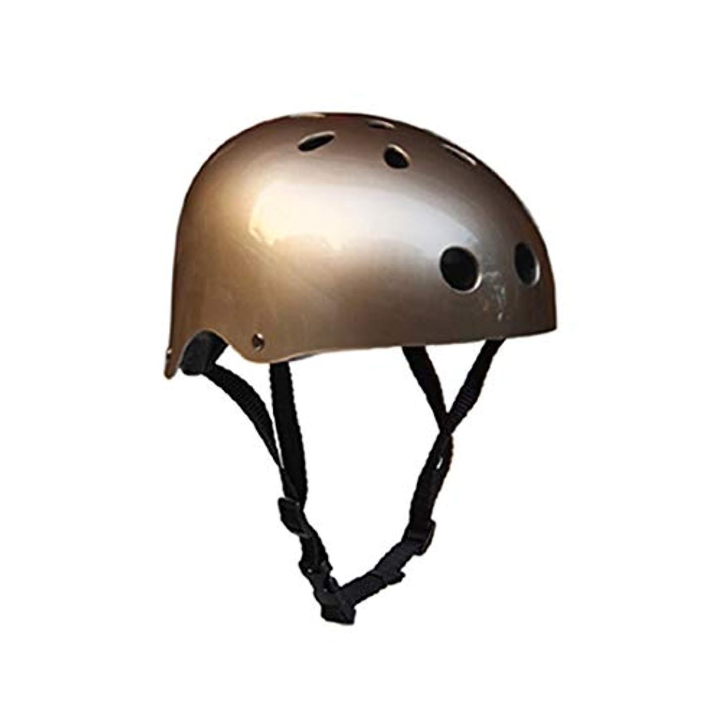 スロープ扇動基礎WTYDアウトドアツール クライミング機器安全ヘルメット洞窟レスキュー子供大人用ヘルメット開発アウトドアハイキングスキー用品適切な頭囲:54-57cm、サイズ:M 自転車の部品