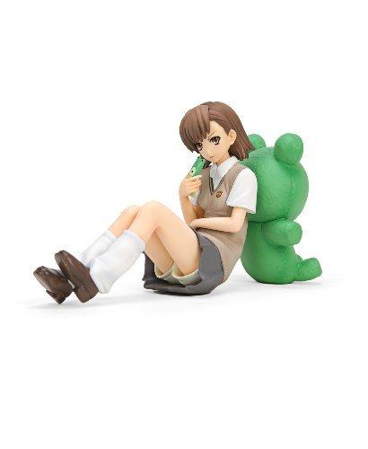 Certain Magical II love Mikoto figure index Misaka Mikoto Pretty anime prize Taito