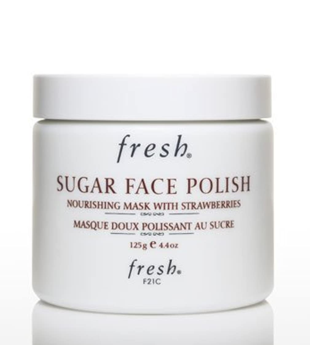 失われたミルク敬意を表するFresh SUGAR FACE POLISH (フレッシュ シュガーフェイスポリッシュ) 4.2 oz (125g) by Fresh for Women