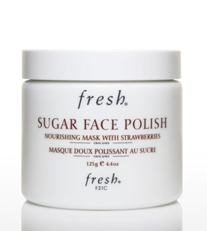 トラック市長蚊Fresh SUGAR FACE POLISH (フレッシュ シュガーフェイスポリッシュ) 4.2 oz (125g) by Fresh for Women