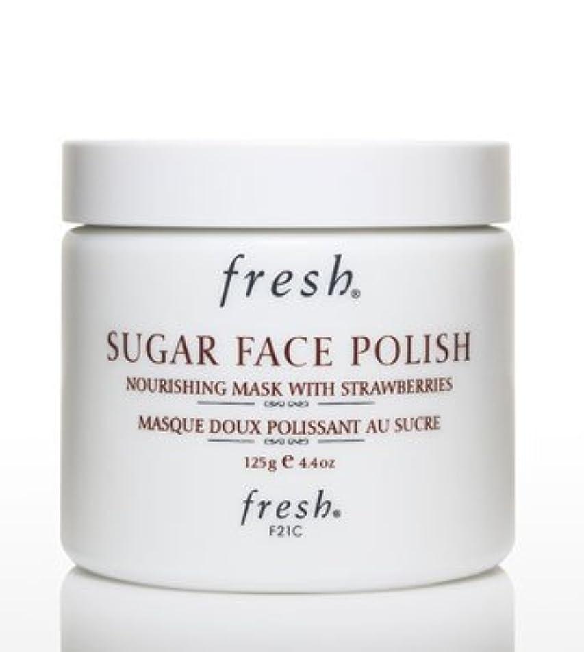 クラッチタクシー預言者Fresh SUGAR FACE POLISH (フレッシュ シュガーフェイスポリッシュ) 4.2 oz (125g) by Fresh for Women