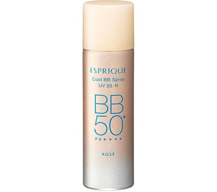 エスプリークひんやりタッチ BBスプレー UV 50 N 60g 明るめの肌色01