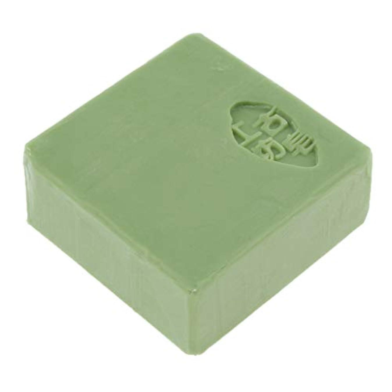 受賞土砂降り落胆させるボディ フェイスソープ バス スキンケア 保湿 肌守り 全3色 - 緑