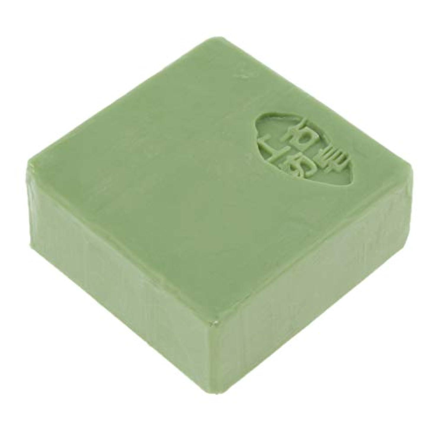 書き込み不和麻痺させるボディ フェイスソープ バス スキンケア 保湿 肌守り 全3色 - 緑
