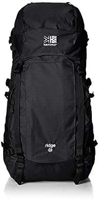 [カリマー] 中型トレッキングザック ridge30 Medium Black (ブラック)