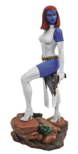 DIAMOND SELECT TOYS Marvel Premier Collection: Mystique Resin Statue
