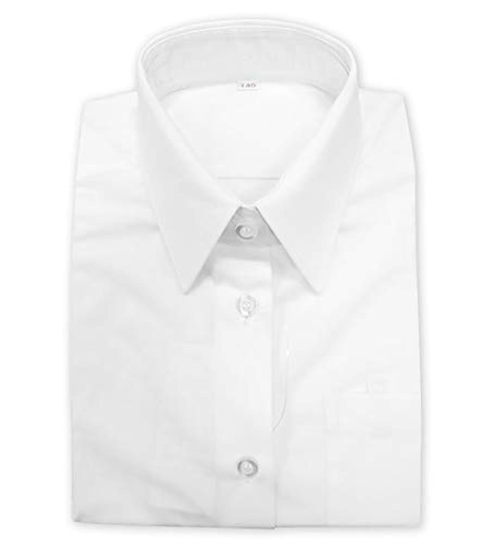 ASHBERRY (アッシュベリー) 形態安定Yシャツ?女子半袖スクールシャツ/カッターシャツ/ワイシャツ/