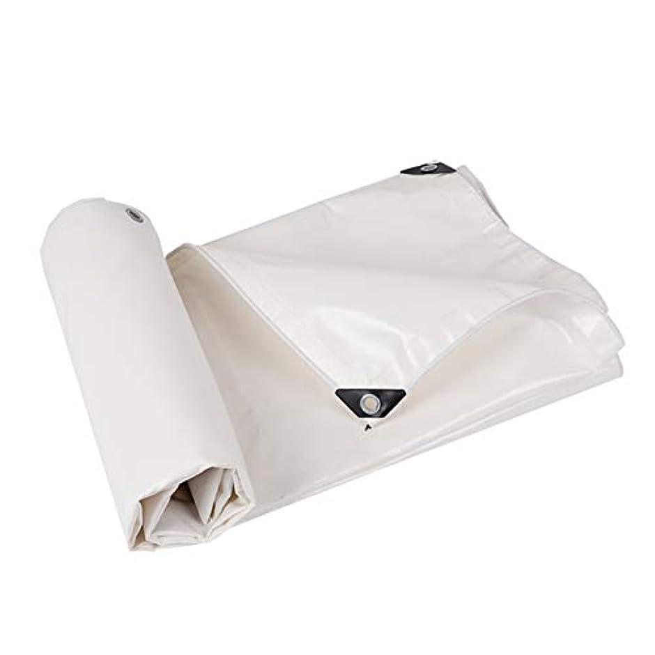 安いです減衰吸うホワイトステージテント布ターポリン防雨布日焼け止めターポリンキャノピー布屋外シェードターポリン 複数の指定,4*8m