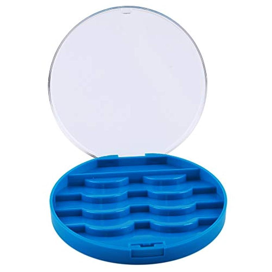 白菜嫌がらせしょっぱいJIOLK まつげケース 付けまつげ まつげ 収納ボックス 小物収納ケース 便利 メイクアップ 可愛 コンテナ ラッシュ ホルダー