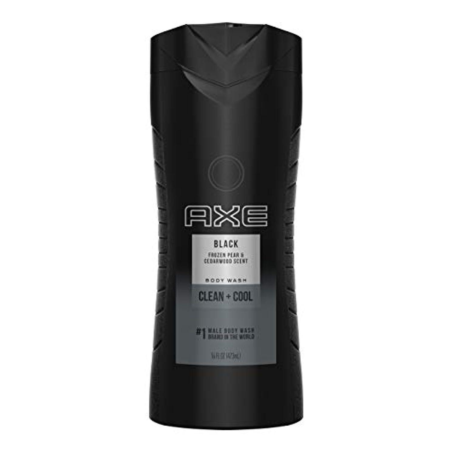 アンカーロードハウス暴動AXE(アックス) Body Wash(ボディソープ) 473m (Black) [並行輸入品]