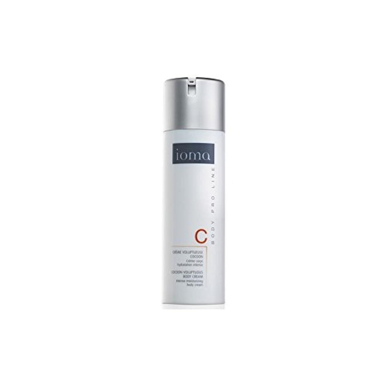 危機不正直凝視Ioma Cocoon Voluptuous Body Cream 150ml (Pack of 6) - 繭豊満なボディクリーム150ミリリットル x6 [並行輸入品]