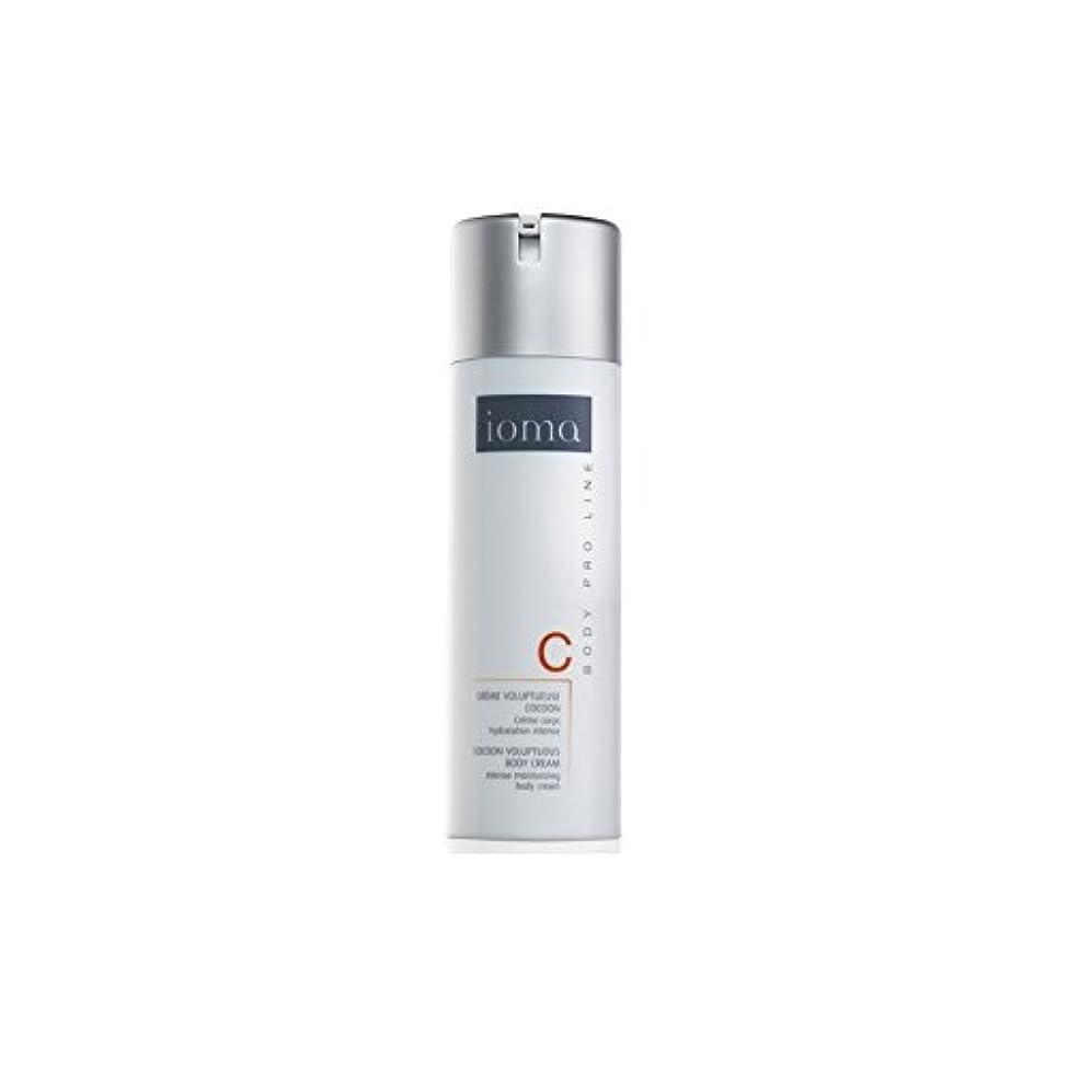 対角線ハイランド約設定Ioma Cocoon Voluptuous Body Cream 150ml (Pack of 6) - 繭豊満なボディクリーム150ミリリットル x6 [並行輸入品]