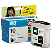 LD Remanufactured Hewlett Packard # 10インクカートリッジ: c4844a HYブラック、c4841aシアン、c4842aイエロー、& c4843aマゼンタ