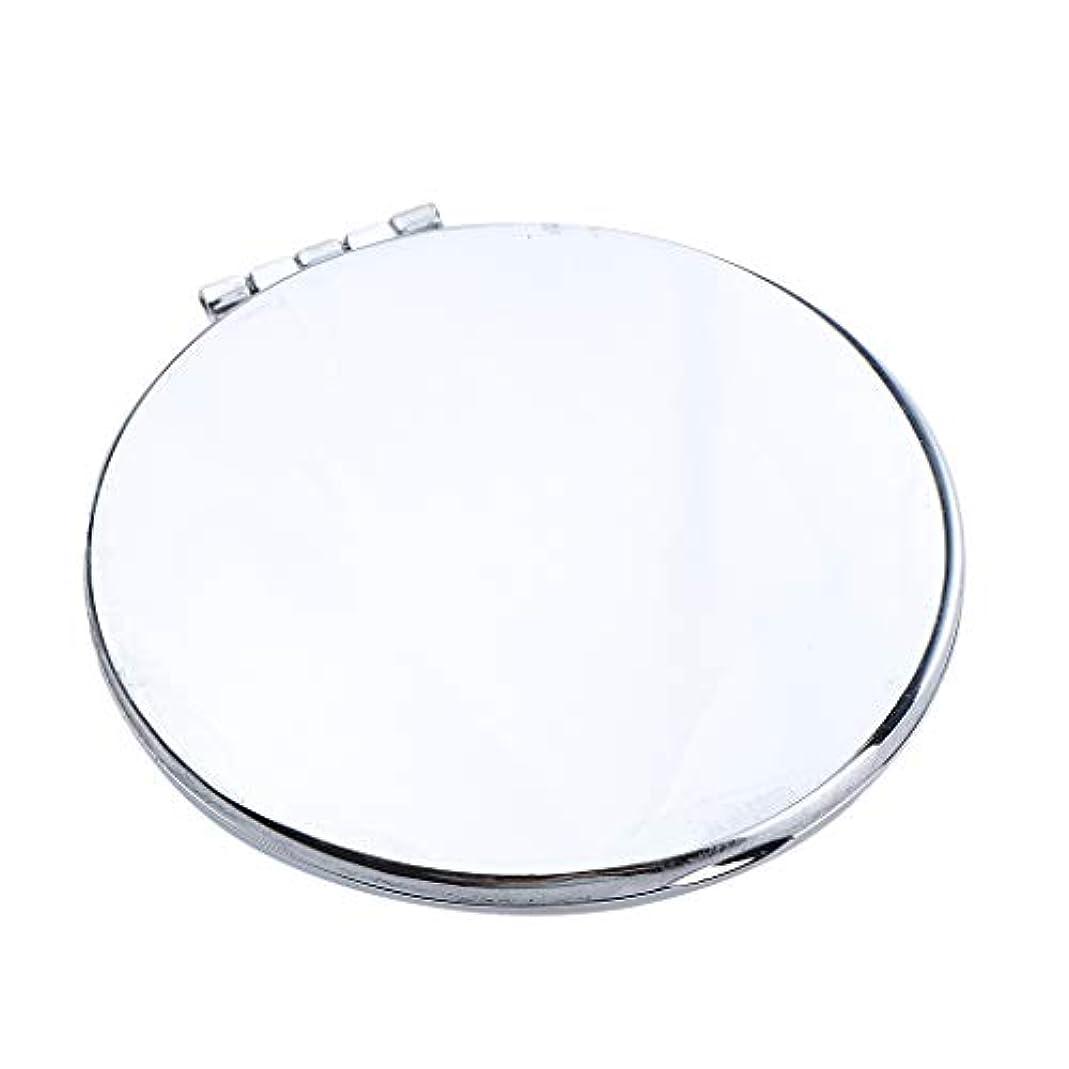 クックキウイ有料ポータブルポケットミラーコンパクトメイク化粧品ファッション虚栄心ミラー - 円形