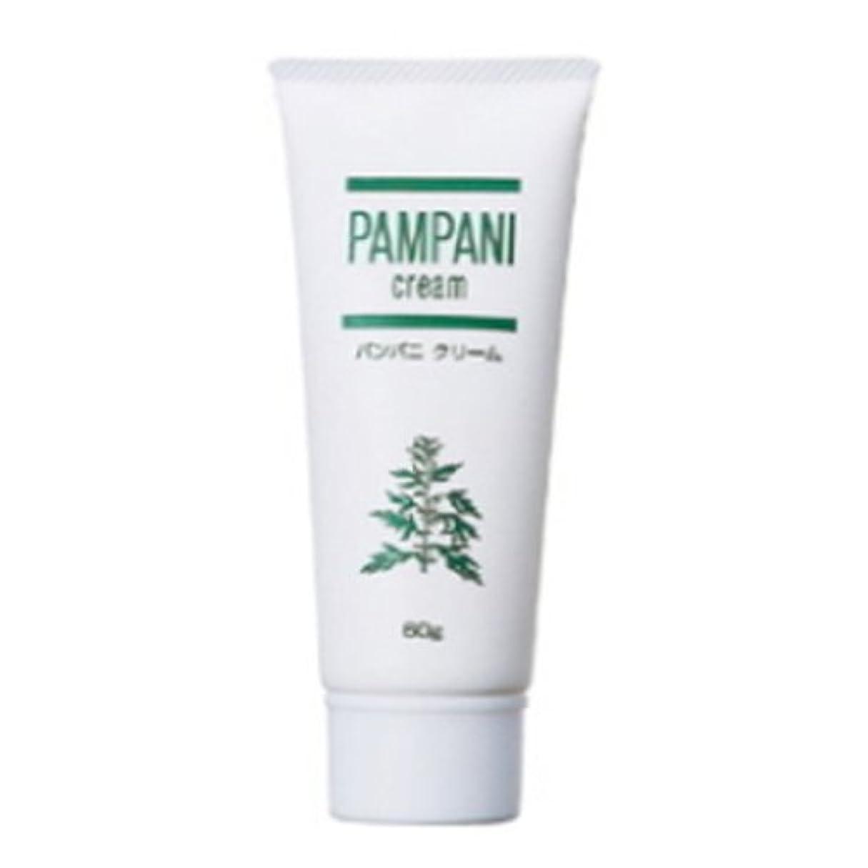 刈る真空届けるパンパニ(PAMPANI) クリーム 60g