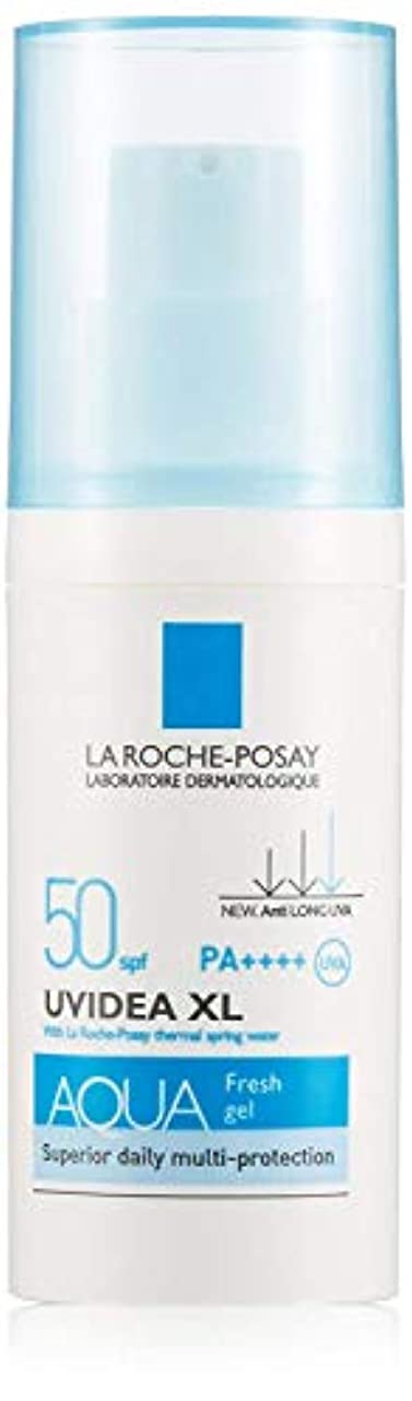 結び目出くわすストレッチLa Roche-Posay(ラロッシュポゼ) 【敏感肌用*日やけ止め?化粧下地】 UVイデア XL アクア フレッシュジェル クリーム SPF50/PA++++ 30mL