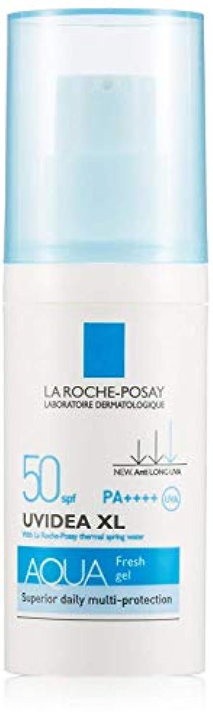 フルーツ鋸歯状感じるLa Roche-Posay(ラロッシュポゼ) 【敏感肌用*日やけ止め?化粧下地】 UVイデア XL アクア フレッシュジェル クリーム SPF50/PA++++ 30mL