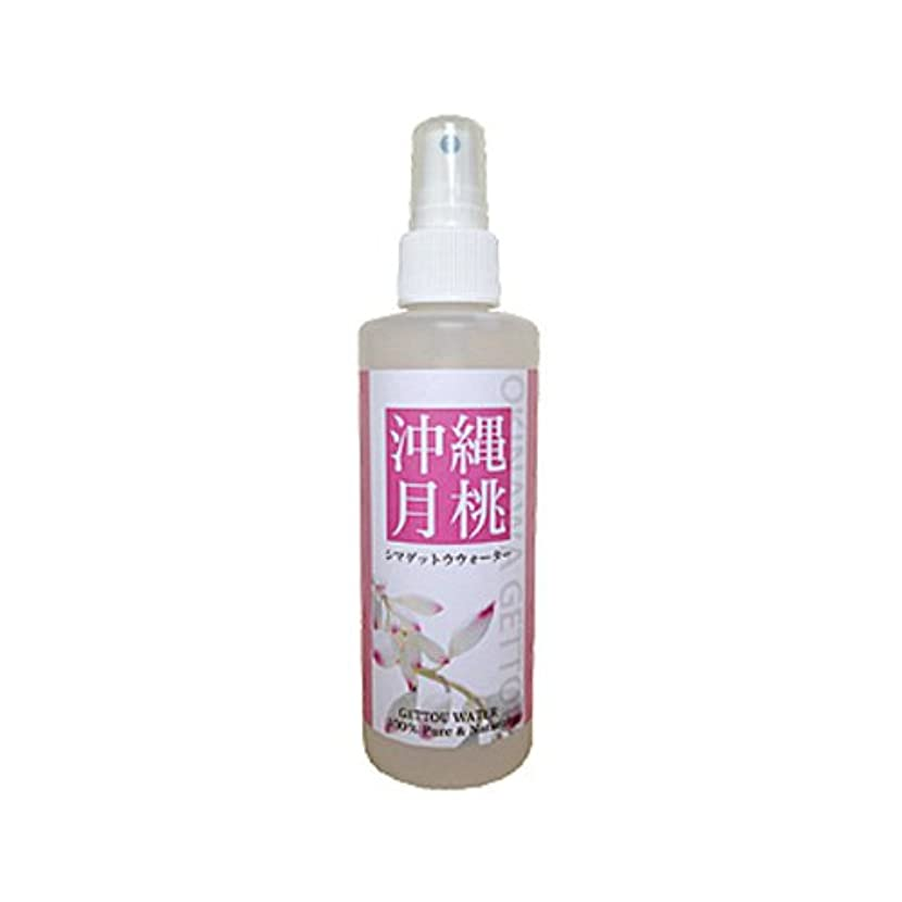 クロス手術受ける月桃蒸留水 フローラルウォーター シマ月桃葉100%使用 200ml