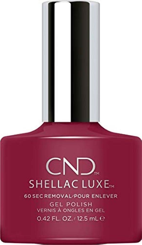 ピジンプレート参加するCND Shellac Luxe - Decadence - 12.5 ml / 0.42 oz