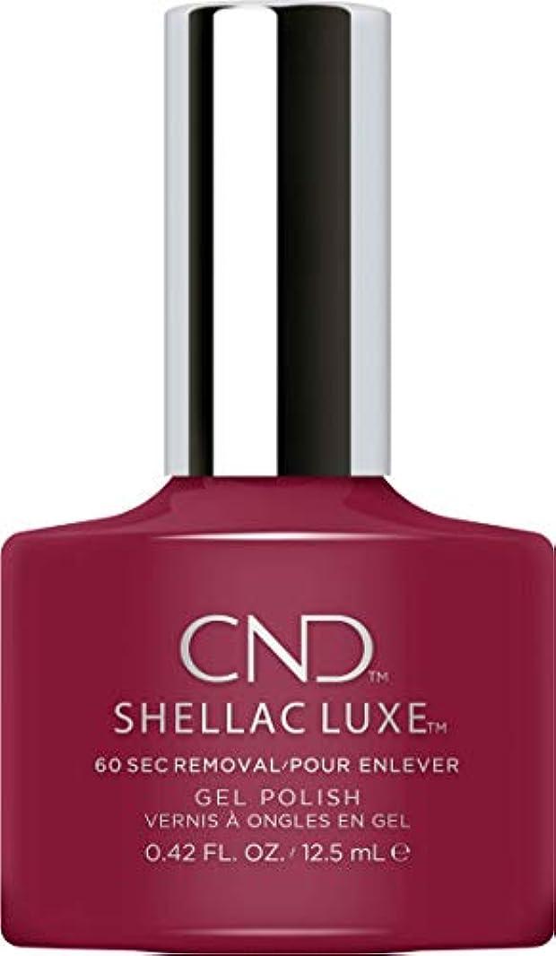 再集計安心受け取るCND Shellac Luxe - Decadence - 12.5 ml / 0.42 oz