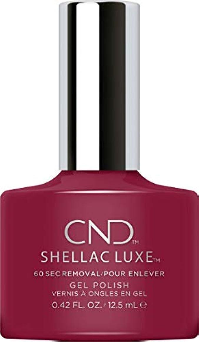 慈悲深いチャンピオンシップジャンクCND Shellac Luxe - Decadence - 12.5 ml / 0.42 oz