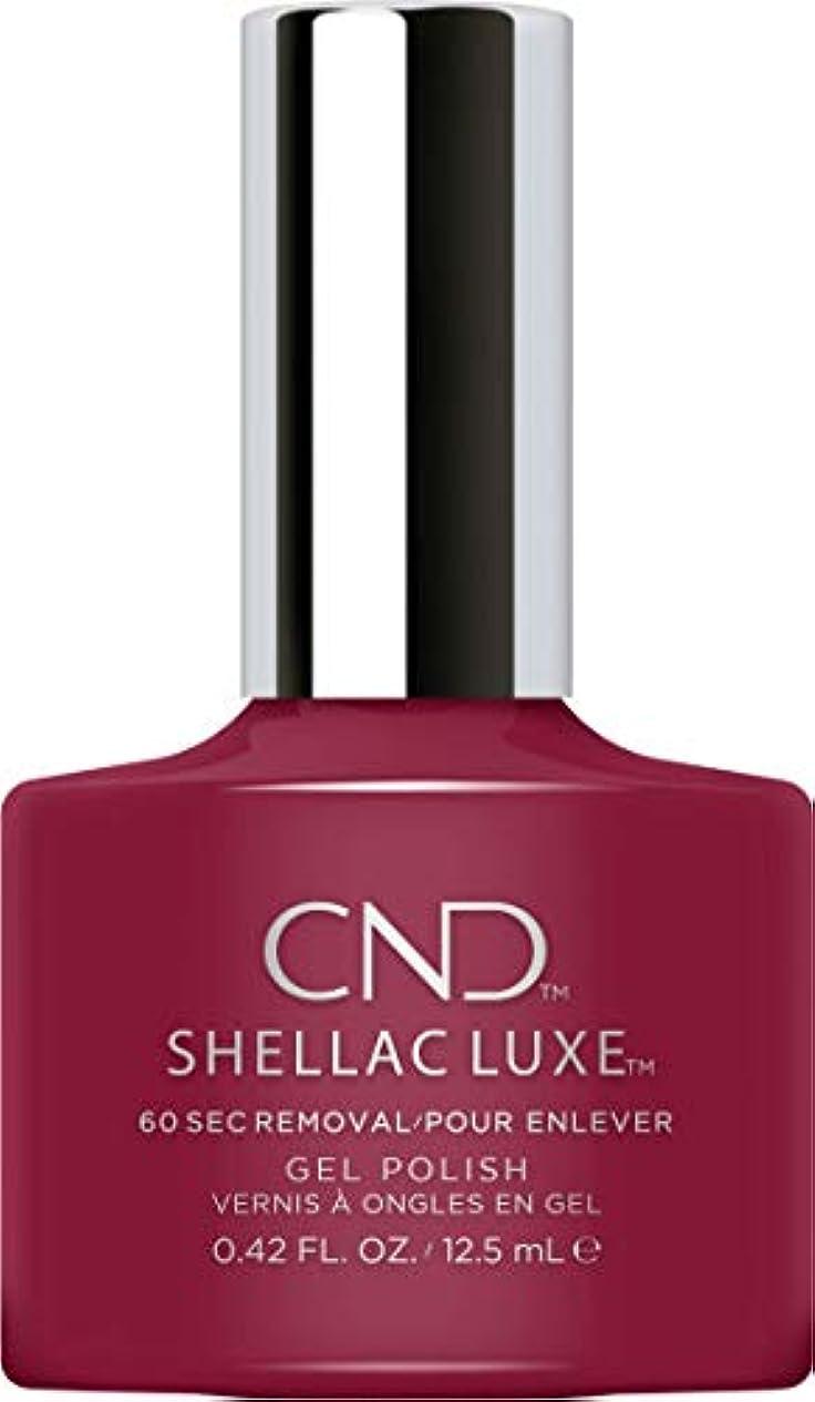 膨張する説得力のあるロマンチックCND Shellac Luxe - Decadence - 12.5 ml / 0.42 oz