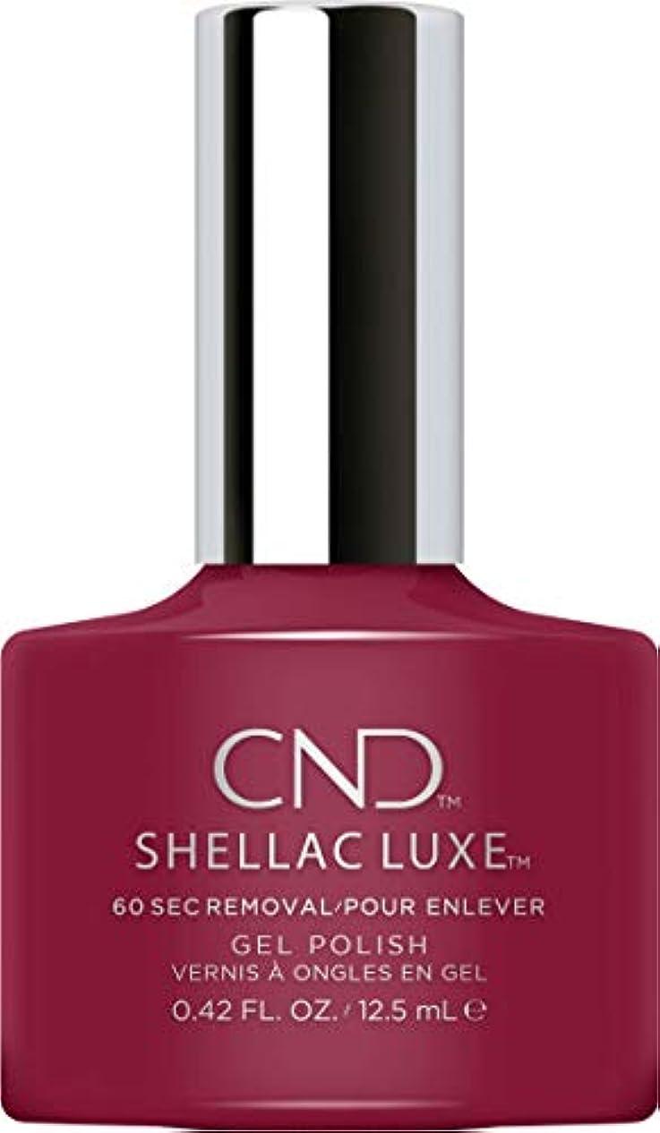 里親頭痛航海のCND Shellac Luxe - Decadence - 12.5 ml / 0.42 oz