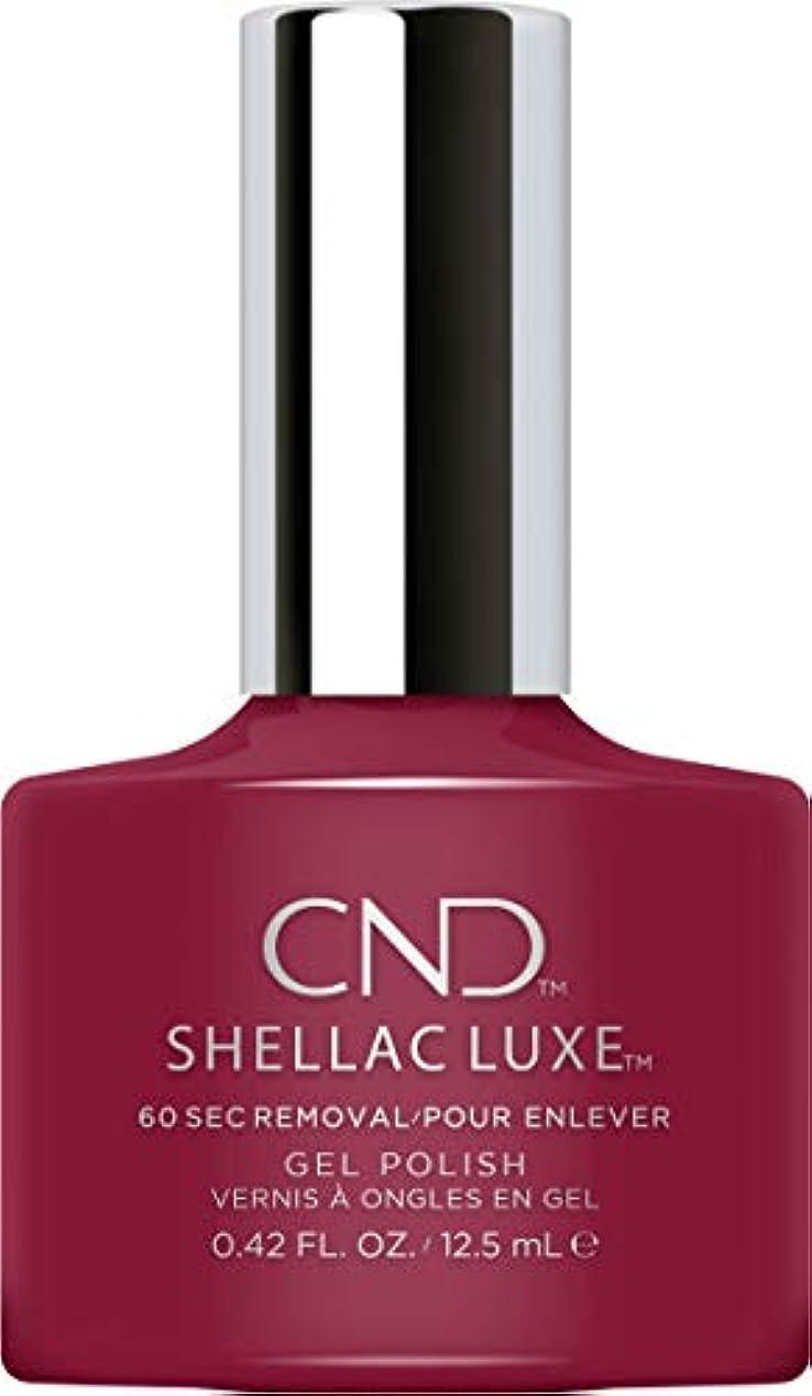 ジョージエリオット国家イベントCND Shellac Luxe - Decadence - 12.5 ml / 0.42 oz