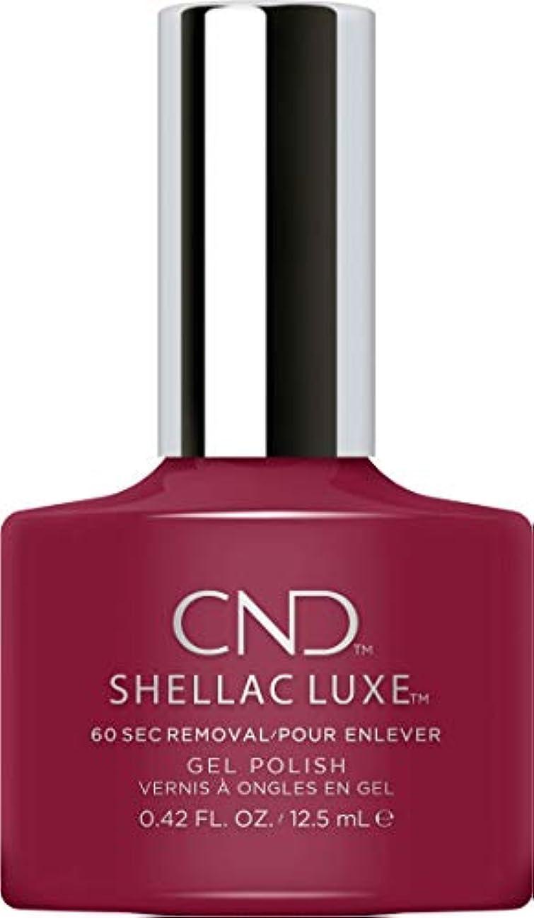 詐欺死アロングCND Shellac Luxe - Decadence - 12.5 ml / 0.42 oz
