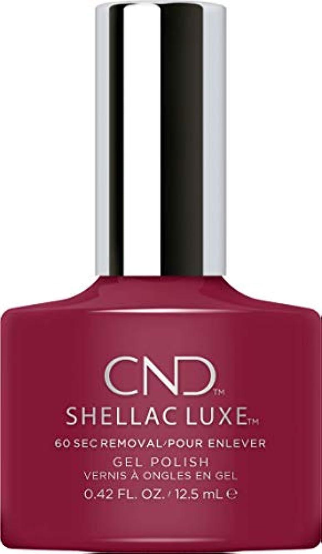 冷える祝うにCND Shellac Luxe - Decadence - 12.5 ml / 0.42 oz