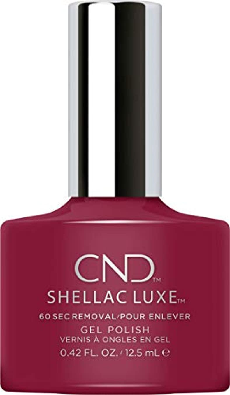 子供時代北東領事館CND Shellac Luxe - Decadence - 12.5 ml / 0.42 oz