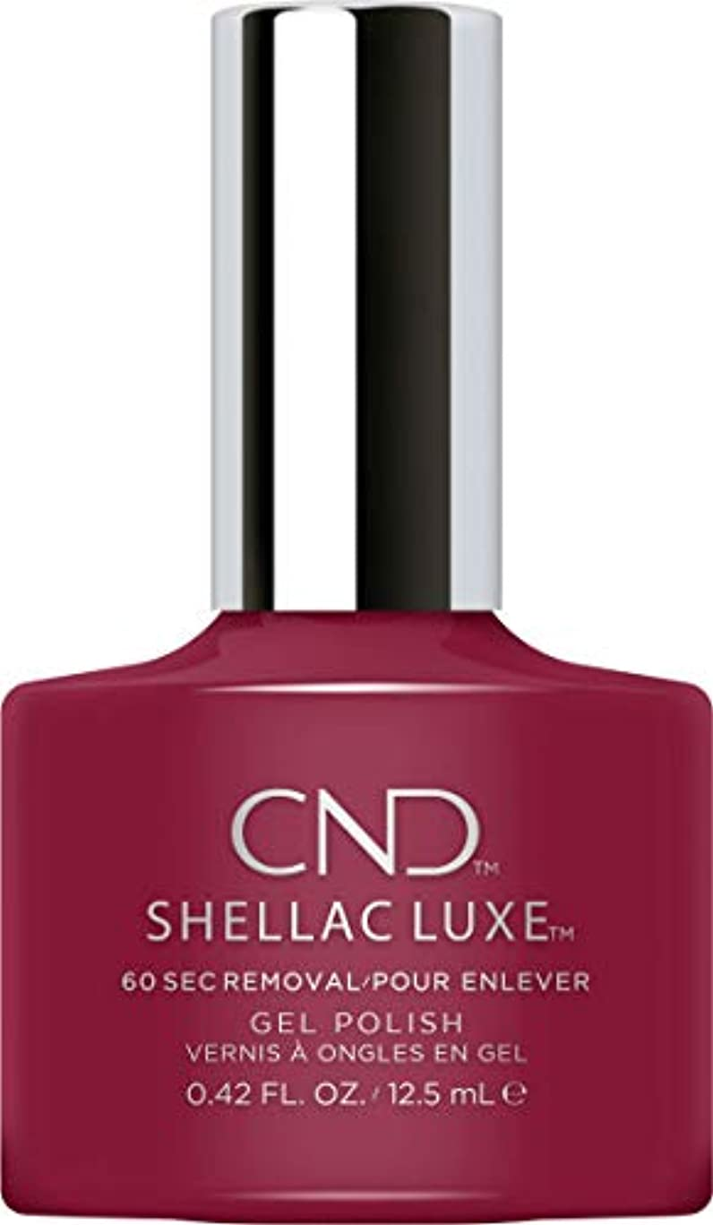 露骨な話平均CND Shellac Luxe - Decadence - 12.5 ml / 0.42 oz