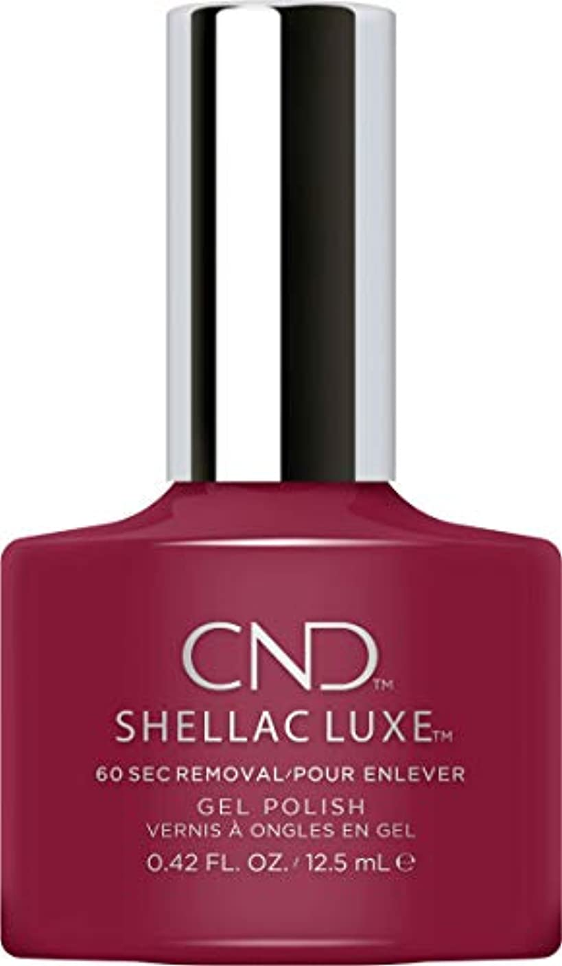 元気な米国アンテナCND Shellac Luxe - Decadence - 12.5 ml / 0.42 oz