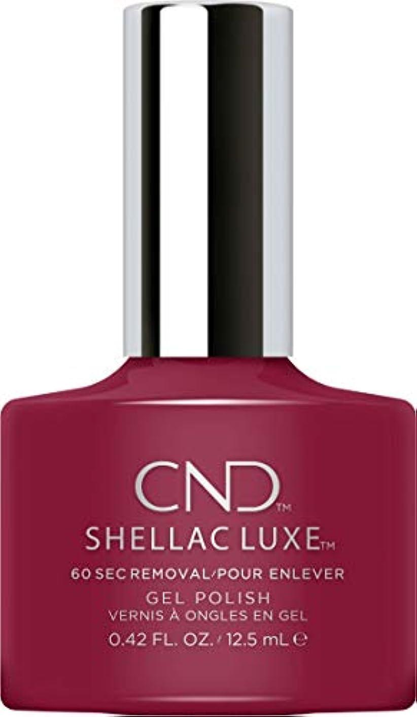 チャート侵入する飛躍CND Shellac Luxe - Decadence - 12.5 ml / 0.42 oz