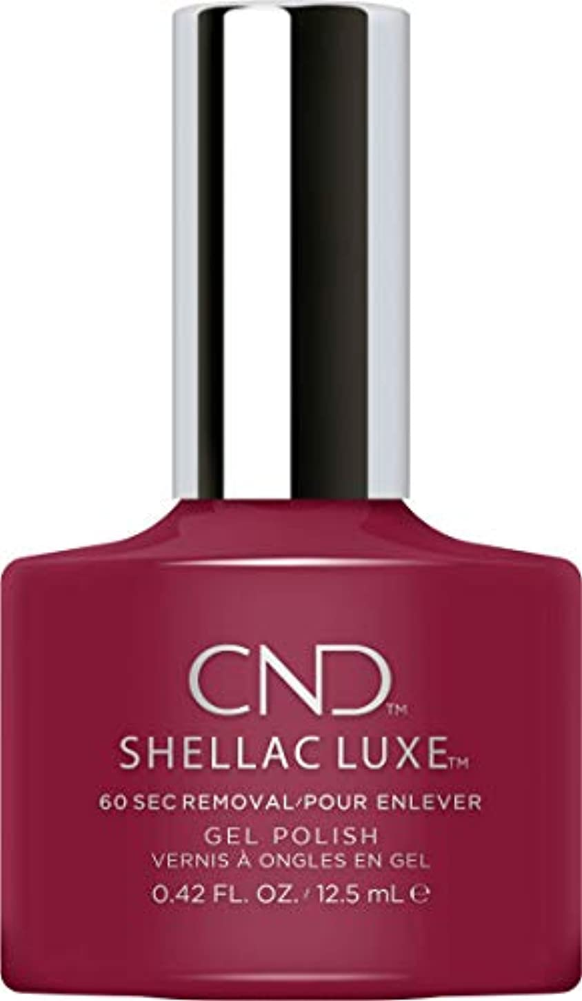 フレームワーク批評命令CND Shellac Luxe - Decadence - 12.5 ml / 0.42 oz
